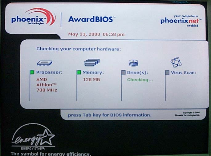 PHOENIX AWARDBIOS V6 00PG VGA DRIVERS FOR WINDOWS 7